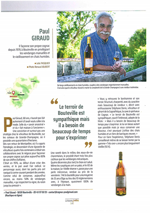 article-presse-paul-giraud-charente